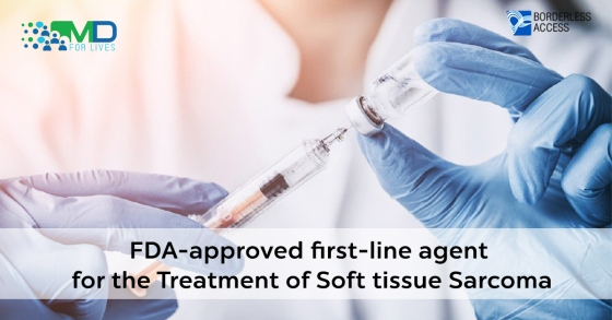 Olaratumab – FDA-approved first-line agent for the treatment of soft tissue sarcoma