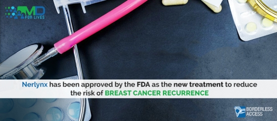 New drug Nerlynx approved by the FDA as new treatment to reduce risk of breast cancer recurrence